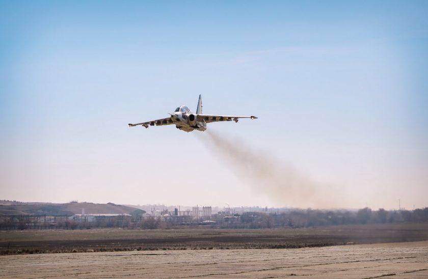 თავდაცვის ძალების კუთვნილმა პირველმა მოდერნიზებულმა თვითმფრინავმა, სუ-25-მა რემონტის შემდგომი საგამოცდო ფრენა წარმატებით განახორციელა