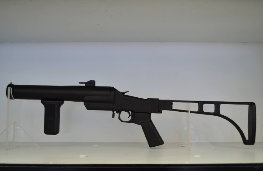 Police Non-lethal Grenade Launcher ARGL-1