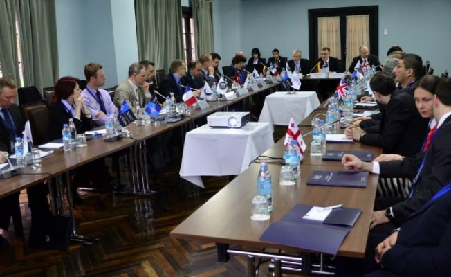 The Sixth Steering Committee Meeting of NATO Energy Security Center of Excellence in Tbilisi