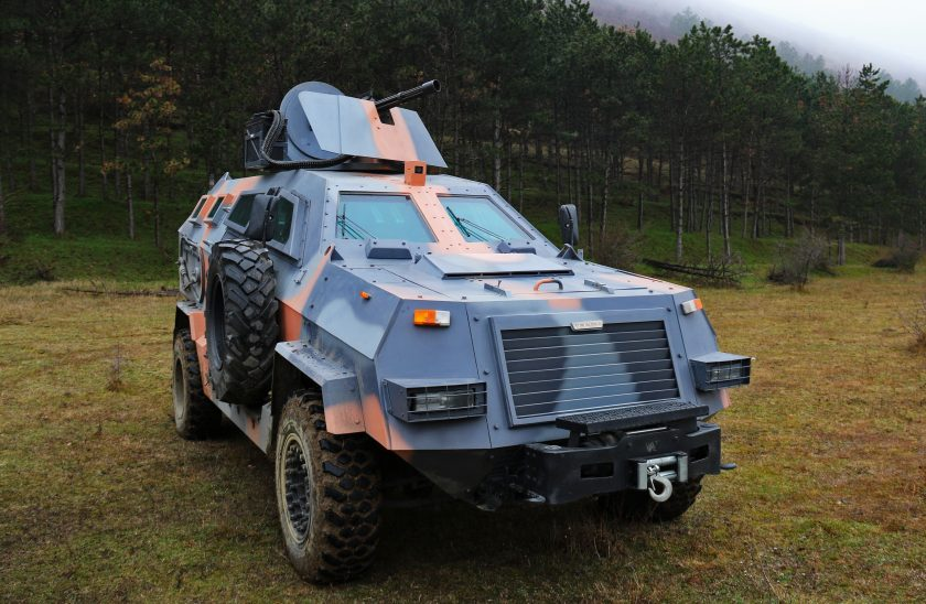 Armored Personal Vehicle Didgori